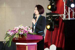 北京中交兴路车联网科技有限公司副总经理温洁禹