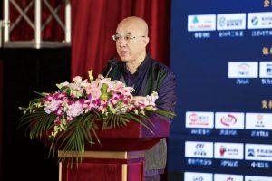 中国汽车工业协会后市场商用车分会会长、中汽配董事长王笃洋