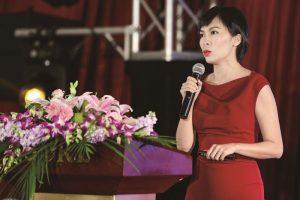 顺丰速运有限公司产业投资负责人张萍